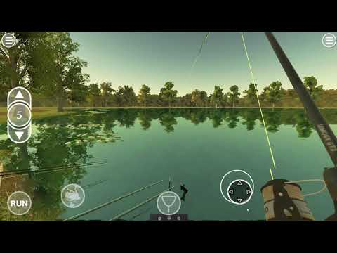 Carp Fishing Simulator - Mobile Release Teaser