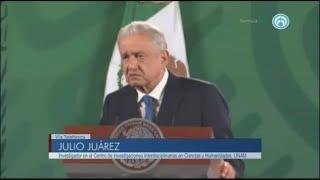 El INE es el villano favorito de AMLO: Julio Juárez