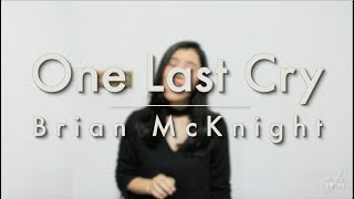 One Last Cry - Brian McKnight (Cover ft. Stefa Yuwiko)