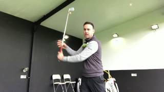 Set Your Wrists Early To Improve Your Ball Striking - Swing Tip