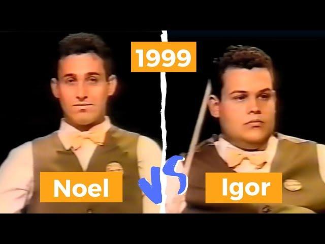 Noel x Igor - Nine Ball 1999