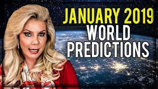 January 2019 World Predictions: New Beginnings!
