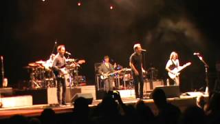 Huey Lewis & The News performing 'Honky Tonk Blues' at the Californ...