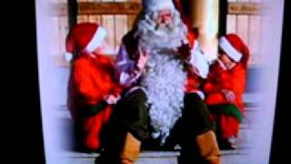 tomten jag vill ha en riktig jul