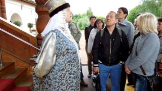 дворец царя Алексея Михайловича Коломенское