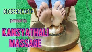 कम ल गत म जबरदस त कम ई Kansya Thali Foot Massage Business Low Investment High Profit Business