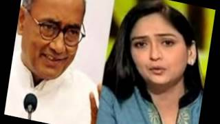 Digvijay Singh and TV Anchor Amrita Rai Hot Video MMS Scandal Leak