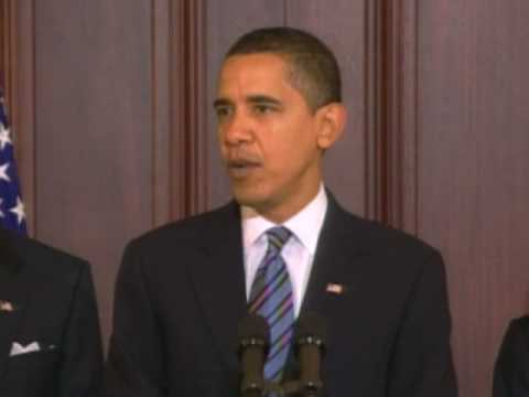 Obama On 2010 Budget