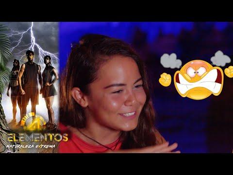 La Ardilla confiesa su amor por Irving   Shots con Yurem   Reto 4 Elementos, segunda temporada