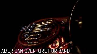 american overture for band joseph willcox jenkins