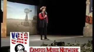 Kathleen Madigan - Campus Movie Network