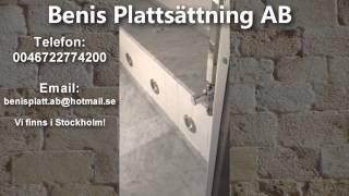 Benis Plattsättning AB - Plattsättning i Stockholm!(, 2013-04-26T17:31:19.000Z)