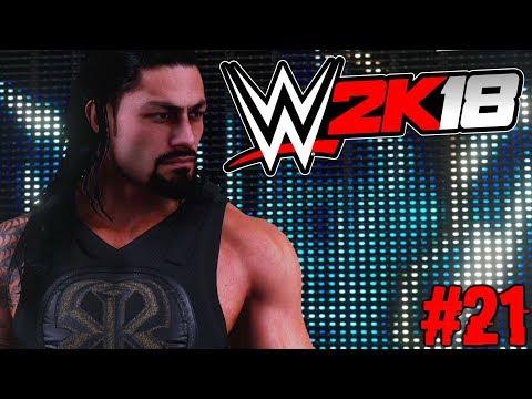 RAGEMODUS PUR !! WWE 2K18 : Auf Rille zum Titel #21 [FACECAM]