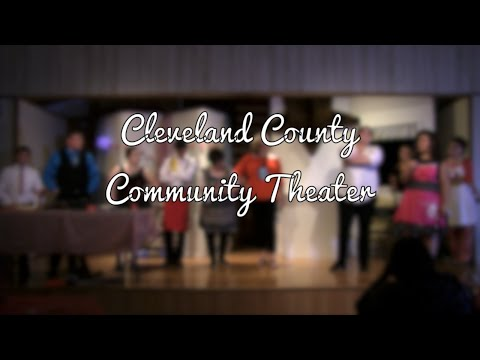 Cleveland County Community Theater Murder at the Pie Auction Play