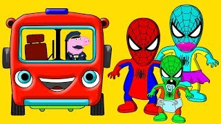 Nursery Rhymes: 60 min Wheels on the Bus Songs Collection For Kids
