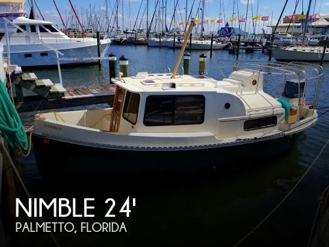 [UNAVAILABLE] Used 2002 Nimble Nomad Special in Palmetto, Florida