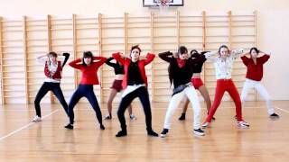 Super Junior - I wanna dance cover