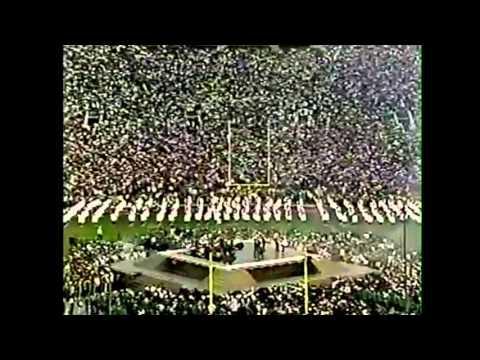 Michael Jackson - Superbowl XXVIII - Halftime Show