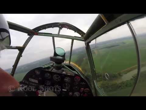Westland Lysander - Geneseo Air Show