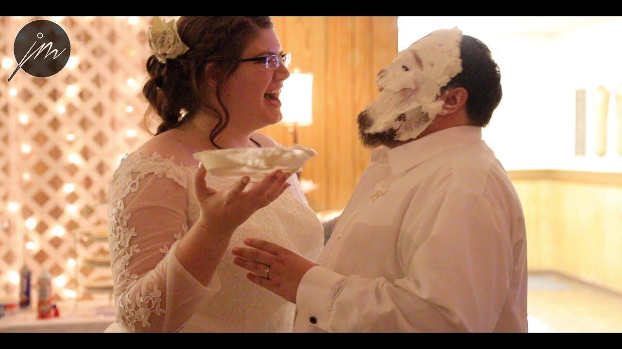 Candace jordan wedding