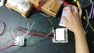 Video: module switch pour maison intelligente L6
