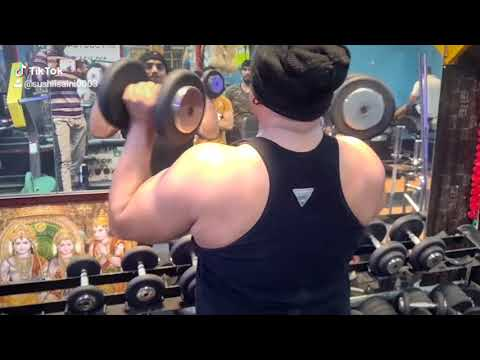 Best Shoulder Workout ( Pump In 5 Minutes ) Sushil Saini Mr Max