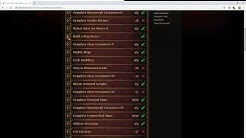 Path of Exile - Metamorph Challenge Guides - Beginner's Guide to 12 Challenges