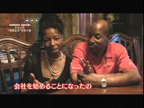 Darleen & Gregg Japan TV Interview