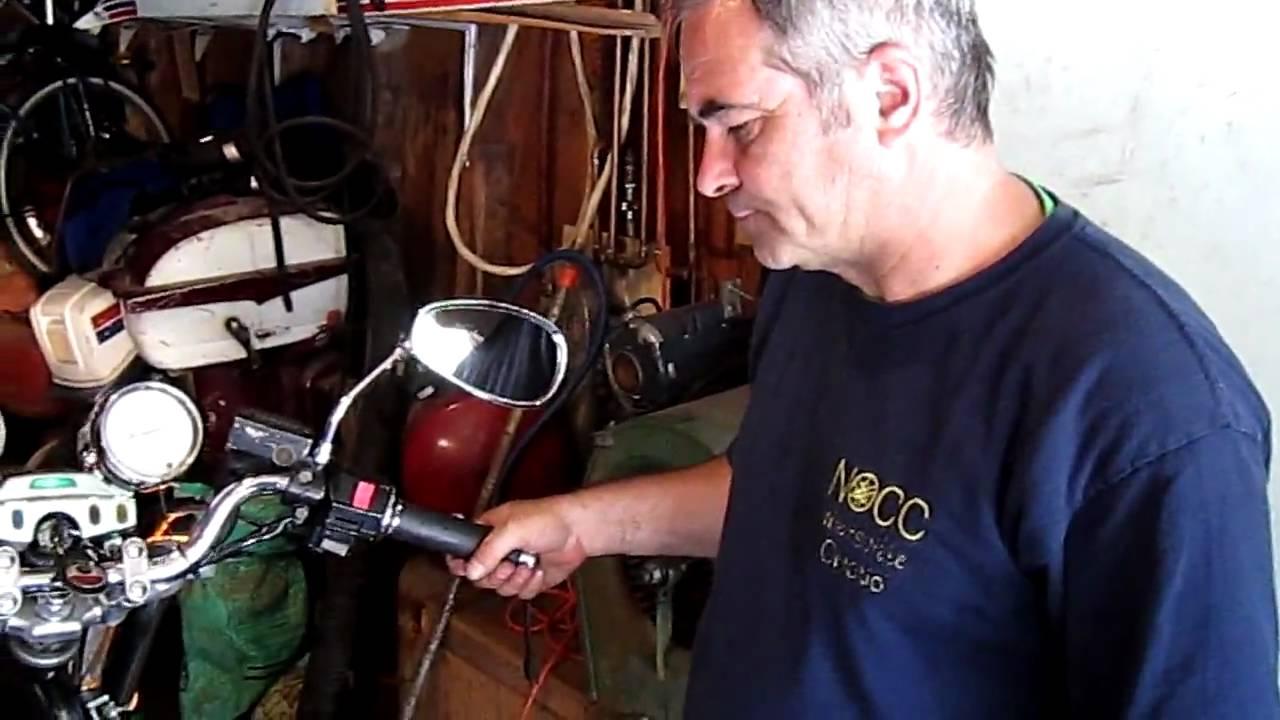 Tuning A Yamaha Xj700n Youtube Tci Wiring Diagram 750 Maxim