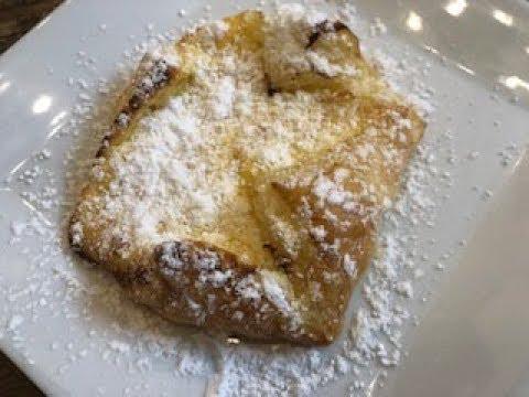 Superschnelle Quarktaschen Aus Der Monsieur Cuisine Connect Youtube