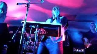 City Funk Orchestra - Brick House - Boom Boom Club, Sutton - 03/03/2012