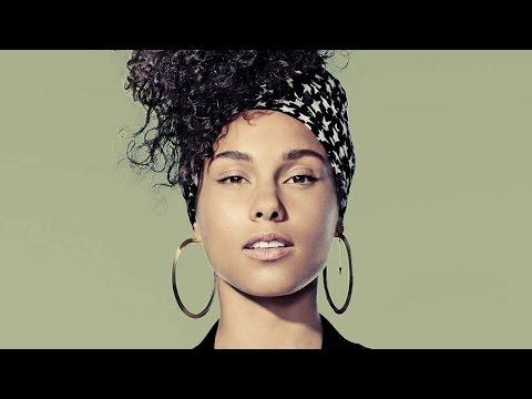 The Stunning Transformation Of Alicia Keys