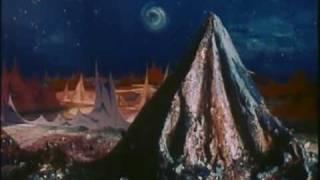 KURIER Spot 1957: Die Reise zum Mars