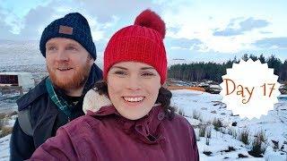 Snow Fun and Epic Hot Chocolate | VLOGMAS