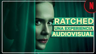 Por qué Ratched es una experiencia audiovisual