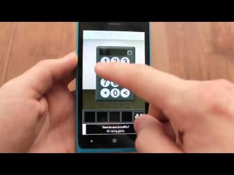 Прохождения игры Doors на Windows Phone (44 уровень)