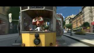 MONSTERS VS. ALIENS : movie trailer NEW ! | DreamWorks | 2009 | 3-D !