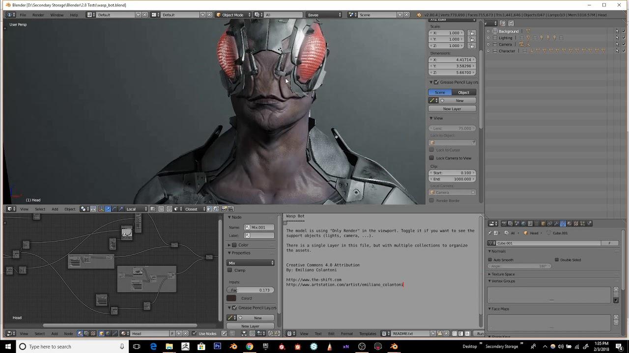 Image result for Blender 2.8