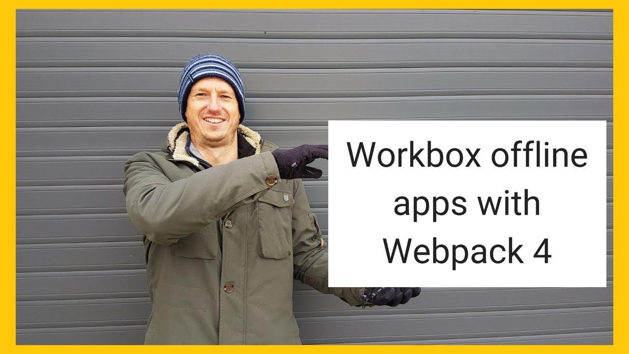 install workbox-webpack-plugin