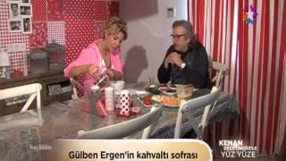 İşte Gülben Ergen'in 1 günü!