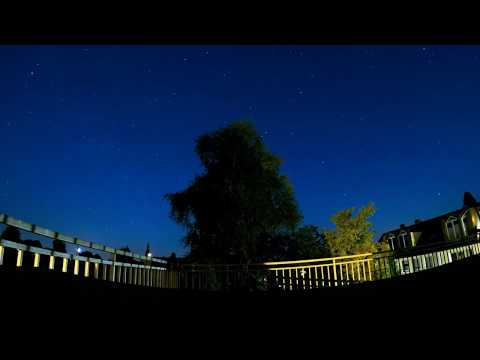 GoPro HERO 5 - GERMANY - Day & Night Timelapse on 2.7K 60fps with an Action Camera