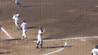 横浜高校 シートノック(2017年度 春季神奈川県高校野球大会_170425)横浜 thumbnail