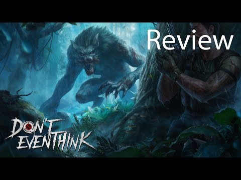 Don't Even Think Playstation 4 Gameplay Review