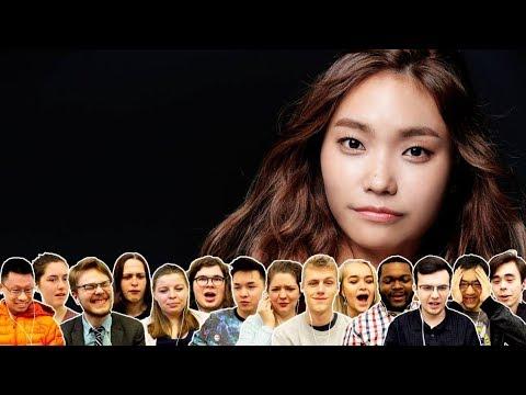 Classical Musicians React: Lee Jin Ah 'I'm Full' vs 'Random'