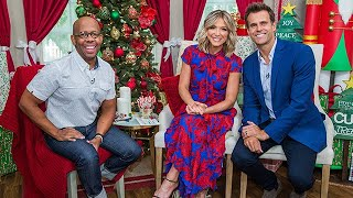 Holiday Home Decorating Kickoff - Home & Family