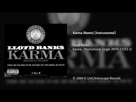 Lloyd Banks - Karma (Remix) [Instrumental]