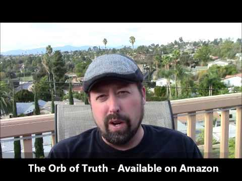 """""""The Orb of Truth"""" Epic Fantasy Adventure Novel by Brae Wyckoff"""