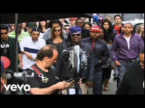 Wale - Chillin (Behind the Scenes) ft. Lady Gaga