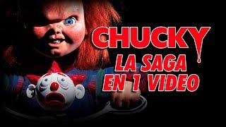 Chucky: La Saga en 1 Video
