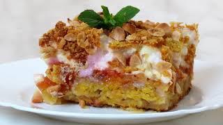Пирог просто БОМБА ! Необычный способ приготовления .Рецепты Алины.